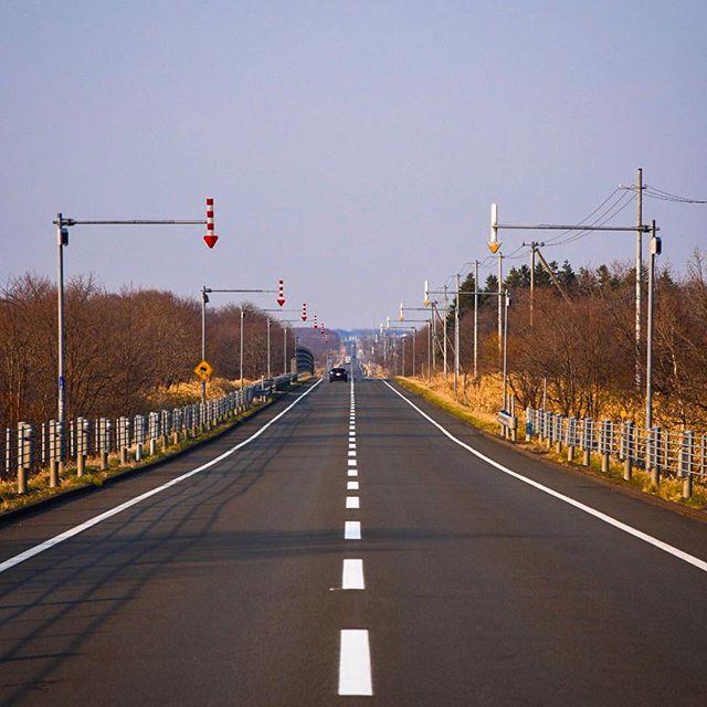 北海道厚岸郡浜中町 hamanaka-cho,hokkaido,japan route44 国道44号線 東へ西へ