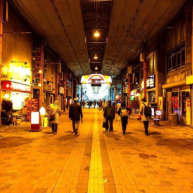 北海道札幌市中央区 sapporo-shi, hokkaido, japan  狸小路